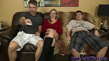 Fucking My StepSon behind my Husbands Back - Cory Chase