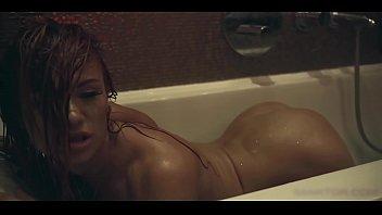 SANKTOR 039 - BLACK LOTUS IS MASTURBATING IN THE BATHROOM