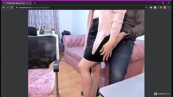 secretaria oficina sexo