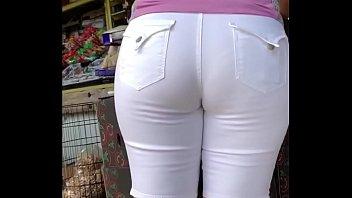 Culitos en pantalón blanco 4