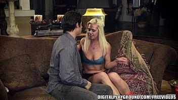 Tara Linn is hypnotic in bed and loves deep penetration