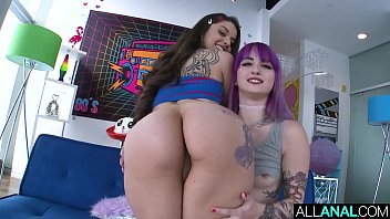 ALL ANAL Anal creampie fun with Vanessa Vega and Val Steele