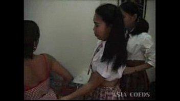 Tussy4u - Asian Threesome Fuck (FFM) Alex and Ada