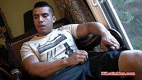 Big thick uncut Latino dick