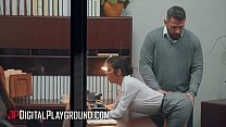 Busty (Alexis Fawx) fucking her boss in the office - Digital Playground 11 min