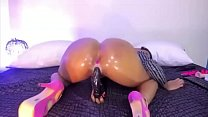 LATINA KNOWS HOW TO RIDE!!!