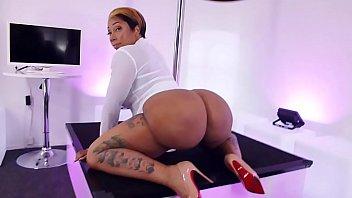 Bunz4Ever Nude Dance and Twerk Video, Big Black Booty, Ebony Booty