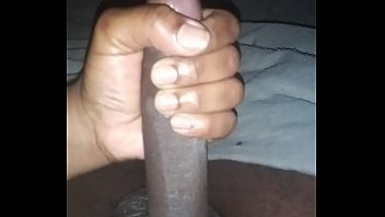 Nut in hand