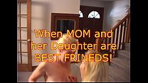 Mom and Daughter are BEST Friends