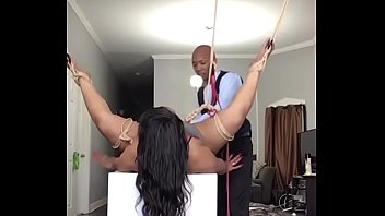 Tie me up and make me take it