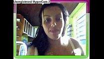 Regina Rizzi - Webcam Caseira 01
