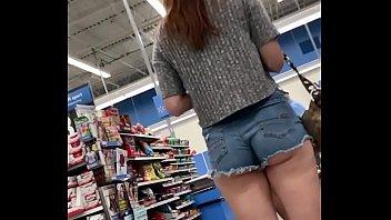 Short jeans shorts Slut