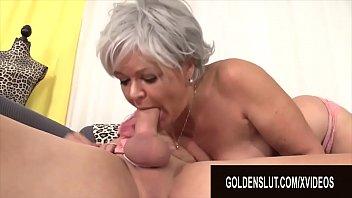 Golden Slut - Older Ladies Show off Their Cock Sucking Skills Compilation 20