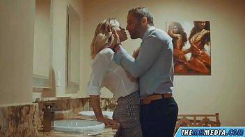 a bathroom's erotic romance