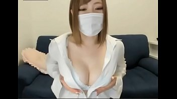 Japanese live camera delivery#8