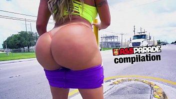 BANGBROS - The Ass Parade Compilation #1: Big Booty For Dayssss