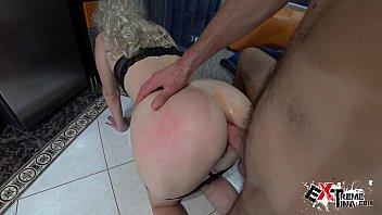 Minx Deep Sucks Stranger's Dick and Ass Fuck - Cum Insertion