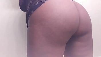 Big jamaican ass twerking