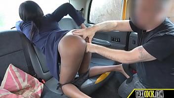 public sex with an ebony beauty