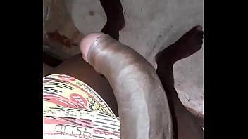 Nice Haitian  curvy  dick 2