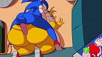 Sonic Fucks Tails