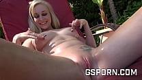 The sex paradise of big boobs blonde milf Stacie Jaxxx