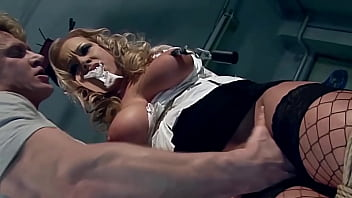 Under domination, Jessica Moore. Part 1. Targeted her gorgeous boobs.
