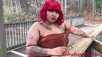 Layla red gives public Joi