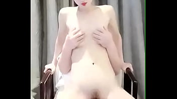 Cute Chinese Glasses Girl Live Fuck Creampie 20
