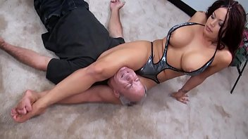 svdl 842 crossing her legs on his neck preview clip