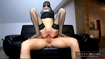 Anal Fuck With Sexy Nun! Creampie Anal! AliceMargo.com