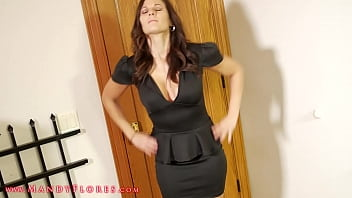 Mandy Flores HOT MILF Step Mom Causes Accidental Erection HD