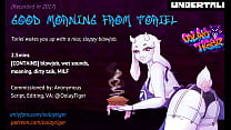 [UNDERTALE] Toriel - Good Morning Blowjob | Erotic Audio Play by Oolay-Tiger