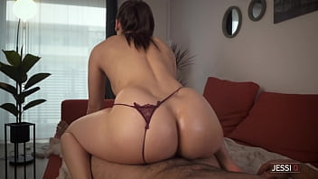 I will oil and massage your cock with my pussy then ride it hard, but do not cum inside my pussy!
