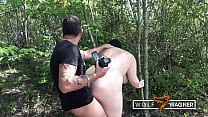 Chubby Samantha Kiss gets a good pussy pounding! wolfwagner.com