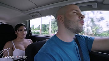 Trickery - Driver Tricks Busty Latina Passenger Into Sex 10 min