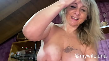 I enslave my wife by fucking his throat and ass