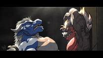 furry animation gay sex dragon