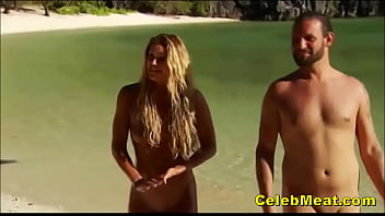 Swedish TV Presenter Goes Full Frontal On Nude Dating Show