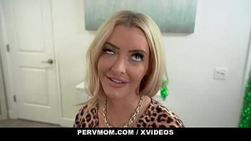 Stunning Milf Linzee Ryder Gets Lustful Massage From Stepson