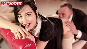 LETSDOEIT - (Taissia Shanti & Pablo Ferrari) Russian Maid Has A Thing For Her Boss