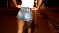 minha priminha sozinha  na rua vindo do bailao aproveitei da gostosa insta dela @tropicalbrazil.oficial