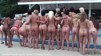 wild strippers getting naked
