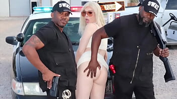 Big black Cops
