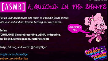 [ASMR] A Quickie in the Sheets | Erotic Audio Play by Oolay-Tiger