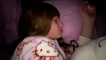 Fucked my daughter while we slept in the same bed