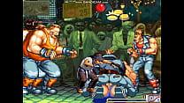 Brian and TOBF versus Chun-Li Battle