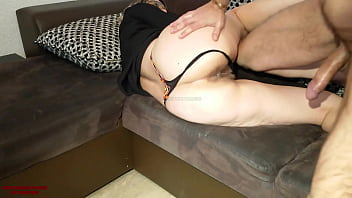 His girlfriend and absent he fuck hard with the french mom cougar milf big ass latina blonde