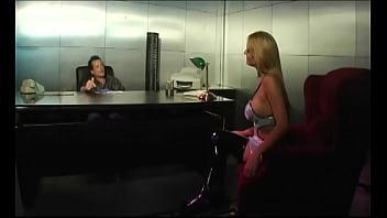 Deep Penetration Into Blonde Porn Star MILF Fun Moment