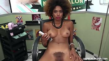 UNREAL PORN - Hairdresser 3 min